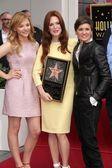 Chloe Grace Moretz, Julianne Moore, Kimberly Peirce — Stock Photo