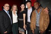 Armen Michael, Christy Oldham, Gary C. Hwang, Angel Huang, Jeremy Pierce — Stock Photo