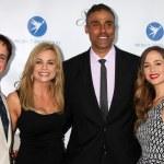Christian LeBlanc, Jessica Collins, Eliza Dushku, Rick Fox — Stock Photo #50695443