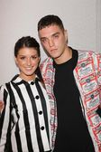 Shenae Grimes, Josh Beech — Stock Photo