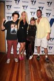 Josh Sussman, Mary Carey, Tess Hunt, Dave Wurmlinger — Stock Photo