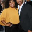 Постер, плакат: Brandon T Jackson and Yvette Nicole Brown