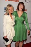 Julianne Hough, Diablo Cody — Stockfoto
