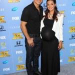 Mario Lopez and Courtney Laine Mazza — Stock Photo #50745603