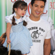 Mario Lopez — Stock Photo #50746523