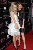 Juno Temple and Kathryn Hahn — Stock Photo