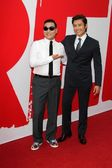 Psy and Byung Hun Lee — Stock Photo