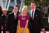 Nathan Kress, Jennette McCurdy, Noah Munck — Stock Photo