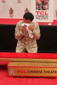 Jackie Chan — Stock Photo