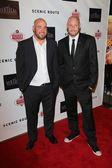 Kevin Goetz and Michael Goetz — Stock Photo