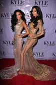Lilly Ghalichi, Yasmine Petty — Stockfoto