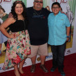 Raini Rodriguez, Rico Rodriguez and father — Fotografia Stock  #50752233