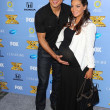 Mario Lopez and Courtney Laine Mazza — Stock Photo #50761053