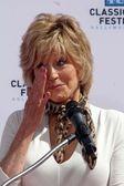 Jane Fonda — Zdjęcie stockowe