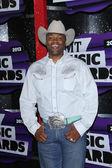 Cowboy Troy — Stock Photo