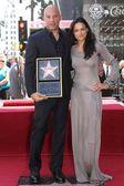 Vin Diesel, Michelle Rodriguez — Stock Photo