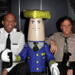 Kareem Abdul-Jabbar, Robert Hays — Stock Photo #50825251