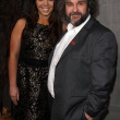 Постер, плакат: Katie Jackson and Peter Jackson