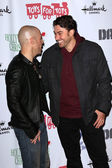 Chris Daughtry, Ace Young — Stock Photo