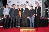 John Goodman, Oscar Isaac, T-Bone Burnett, Joel Cohen, Etan Cohen — Stock Photo