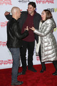 Chris Daughtry, Ace Young, Diana DeGarmo — Stock Photo