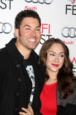 Ace Young, Diana DeGarmo — Stock Photo
