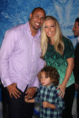 Kendra Wilkinson, Hank Baskett — Stock Photo