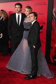 Josh Hutcherson, Jennifer Lawrence, Josh Hutcherson — Stock Photo