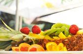 Fruits mûrs frais — Photo