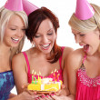 Birthday party — Stockfoto #14977929