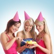 birthday party — Foto Stock