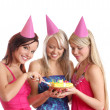 Birthday party — Stock Photo #14978153
