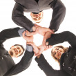 Unity of business — Stock Photo