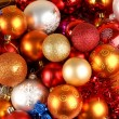 Christmas background — Stock Photo #14986753