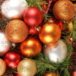 Christmas background — Stock Photo #14986911