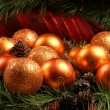 Christmas background — Stock Photo #14987847