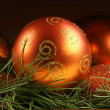 Christmas background — Stock Photo #14988105