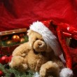 Christmas background — Stock Photo #14988289