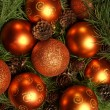 Christmas background — Stock Photo #14988397