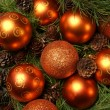 Christmas background — Stock Photo #14988425