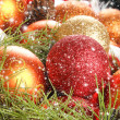 Christmas background — Stock Photo #14988559