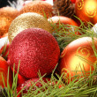 Christmas background — Stock Photo #14988577