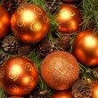 Christmas background — Stock Photo #14989151