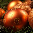 Christmas background — Stock Photo #14989279