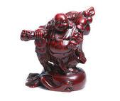 Small statue of Buddha — Stock Photo