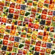 Stock Photo: Nutrition collage