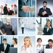 Business collage — Stock Photo #15036641