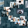 Business collage — Stock Photo #15037217