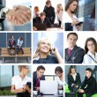 Business collage — Stock Photo #15038071