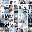 Business collage — Stock Photo #15038565